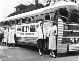 Kelly Girl Bus