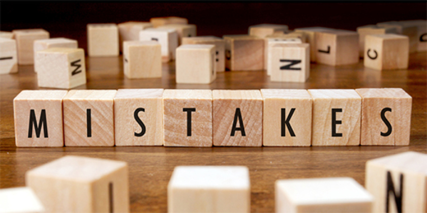 Top five management mistakes you should always avoid
