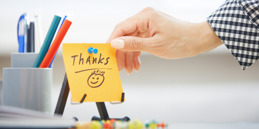 How to Show Employees You're Thankful for Their Hard Work