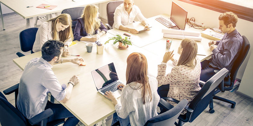 The Benefits of a Collaborative Workplace