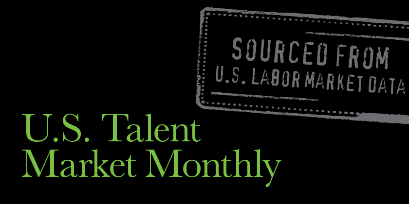 November 2017 US Talent Market Monthly