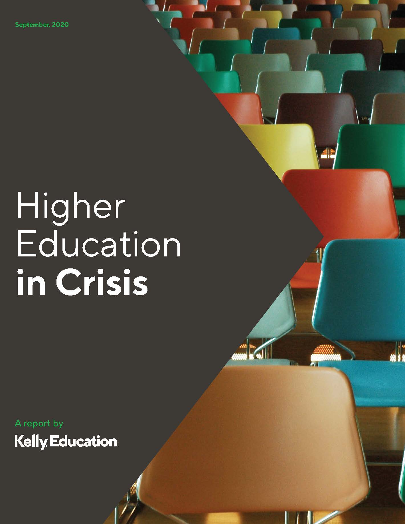 Higher Education in Crisis