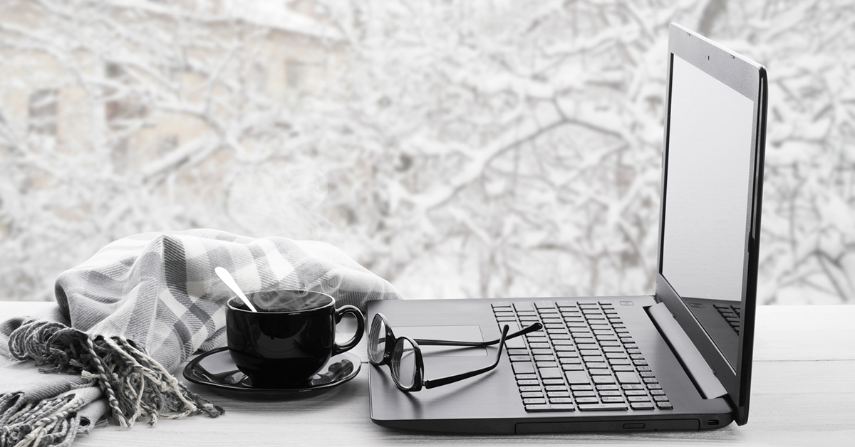 Five Strategies to Stay Motivated at Work This Winter