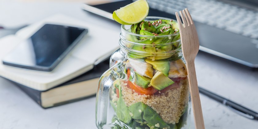 Cure The Cafeteria Blues: Three Healthy DIY Lunch Ideas
