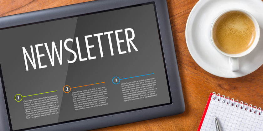 Benefits of establishing an office email newsletter - and how to do it