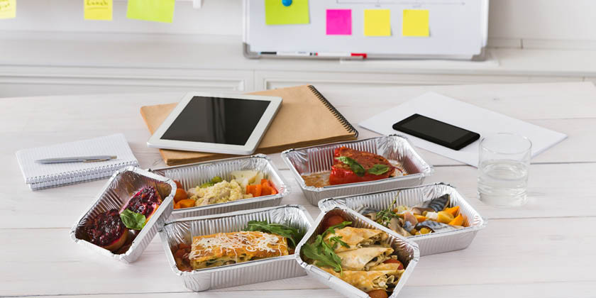 Power Lunches to Get You Through the Workday