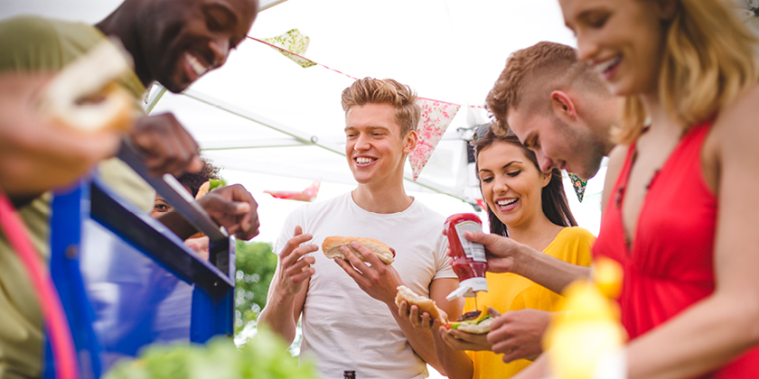 How To Turn An Office Cookout Into A Personal Career Booster