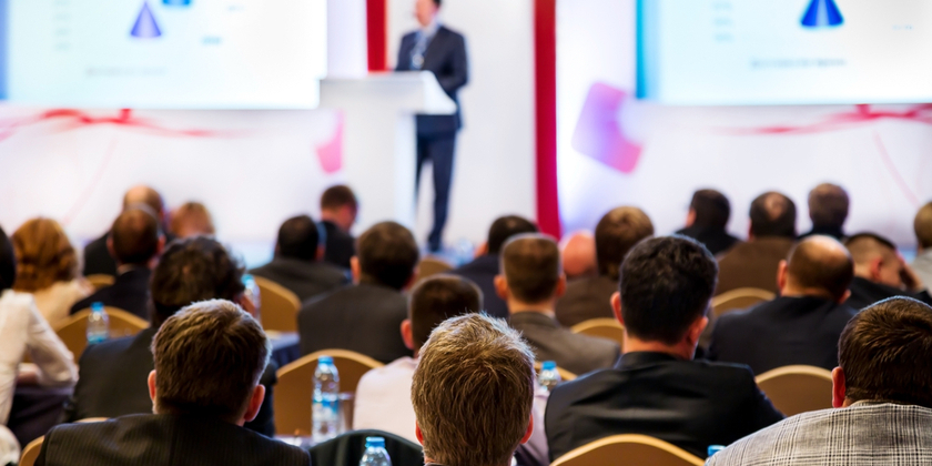 Five tips for making the most of a business conference