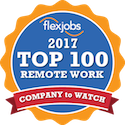 FlexJobs Top 100 Companies for Remote Work 2017